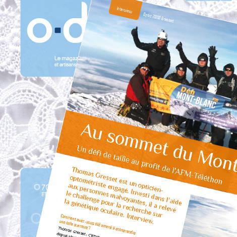 Miniature Magazine o-doo 6