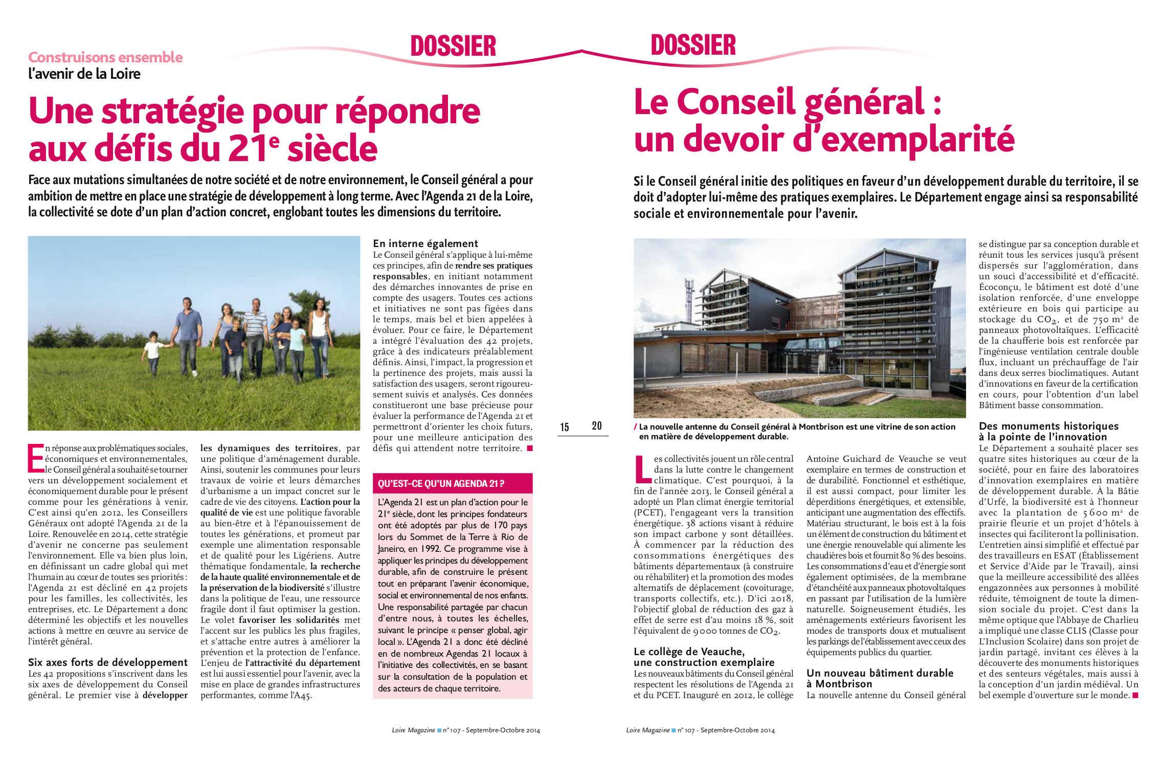 dossier magazine