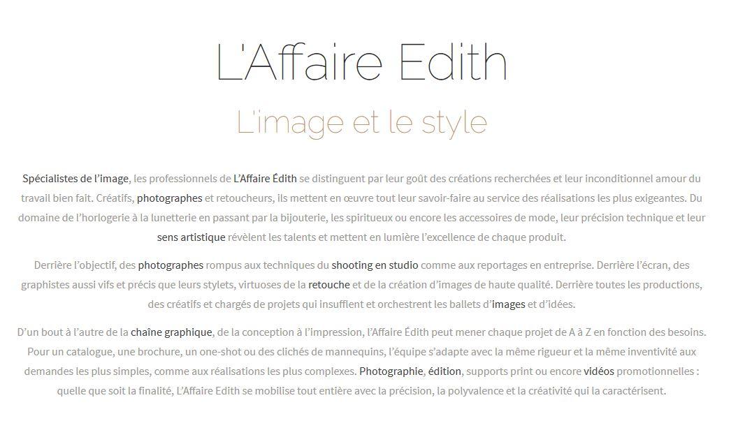 Célèbre Rédaction web - Studio photo, graphisme, édition • Lydie Boffy  DT33